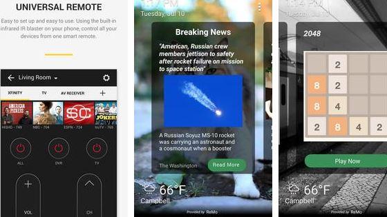 aplikasi remote android