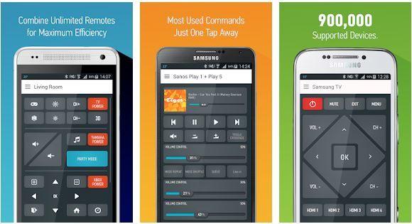 aplikasi remote terbaik untuk android dan iphone