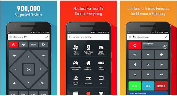 aplikasi remote tv dan ac terbaik android