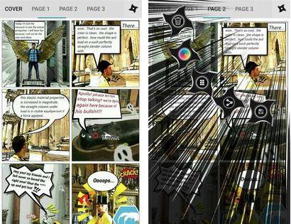 aplikasi untuk membuat komik dari foto sendiri