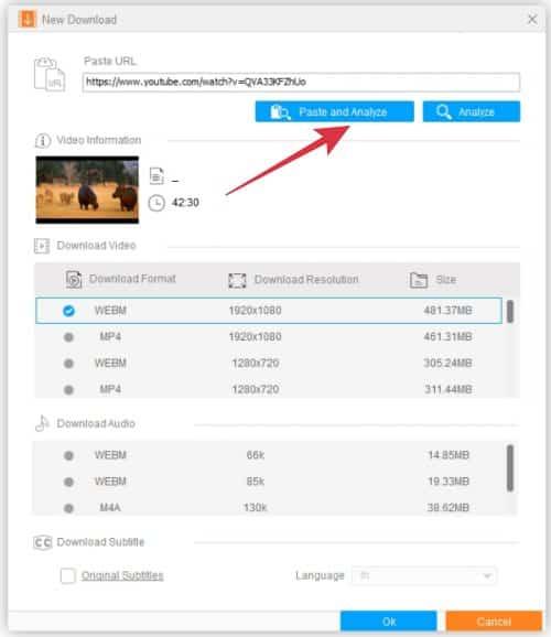 aplikasi video converter dan downloader terbaik untuk pc