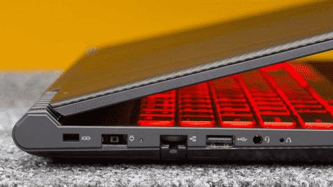 body laptop lenovo legion y520