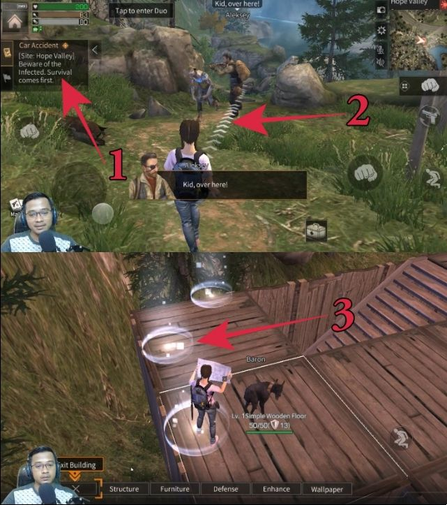 cara bermain dan menyelesaikan misi di lifeafter 7