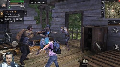 cara bermain dan menyelesaikan misi di lifeafter 9
