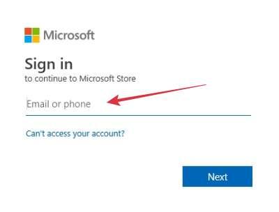 cara download aplikasi microsoft store