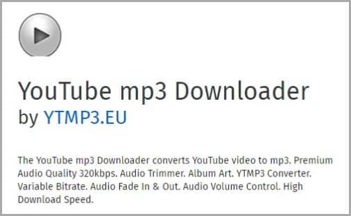 cara download lagu dari youtube di pc