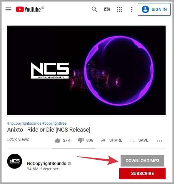 Cara Download Mp3 Dari Youtube Di Pc Dan Laptop No Ribet
