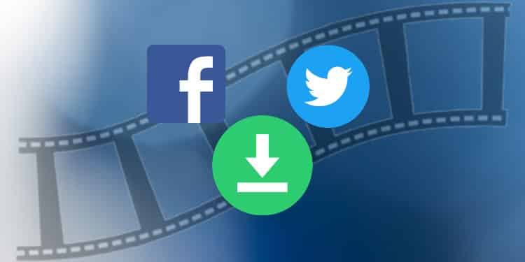 cara download video facebook dan twitter di laptop dan android
