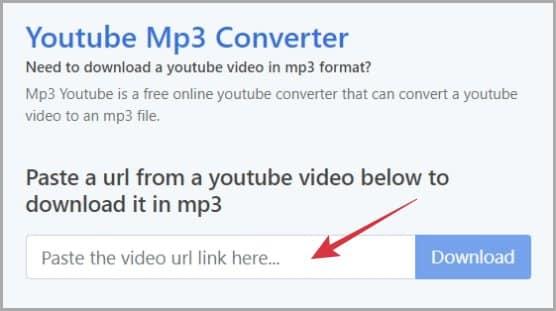 cara download youtube mp3 di pc