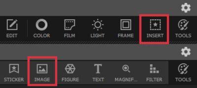 cara edit background foto di windows 10