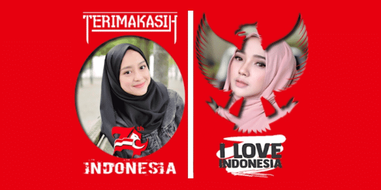 cara edit foto profil whatsapp tema hut ri 74