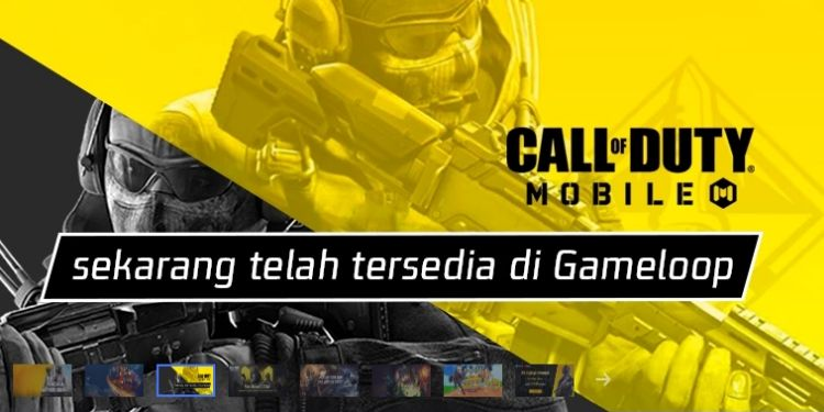 cara install call of duty mobile di laptop