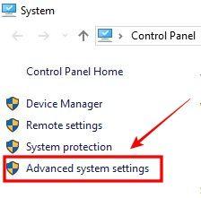 cara menambah virtual memory di windows 1