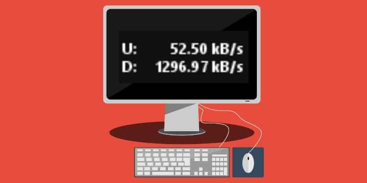 cara menampilkan kecepatan internet di PC dan laptop windows