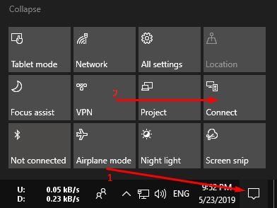 cara mengaktifkan perangkat bluetooth di windows 10