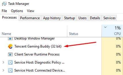 cara mengatasi bug appmarket tencent gaming buddy error tidak bisa dibuka