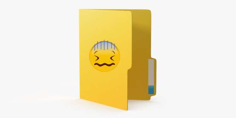 cara mengatasi folder tidak bisa dibuka di windows 10