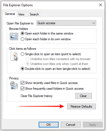 cara mengatasi folder tidak mau dibuka di windows 10