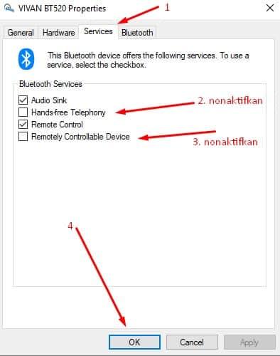 cara mengatasi suara headset bluetooth jelek di windows 10 3
