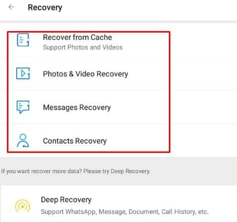 cara mengembalikan file foto dan video yang terhapus di hp android 13
