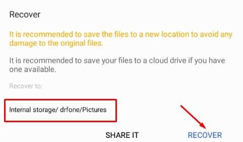 cara mengembalikan file foto dan video yang terhapus di hp android 14