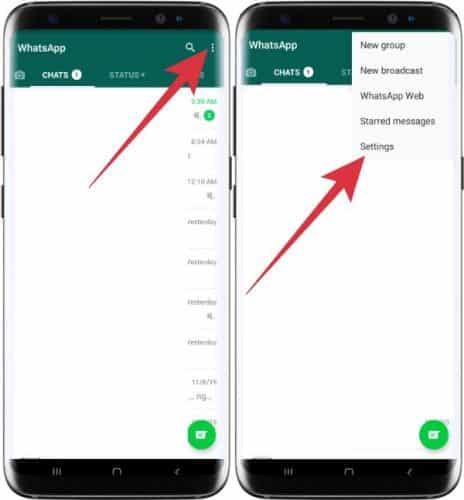 cara mengganti nomor whatsapp dengan nomor yang baru