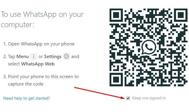 cara menggunakan whatsapp di laptop dan pc 3