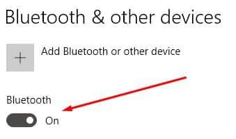 cara menghidupkan bluetooth di windows 10