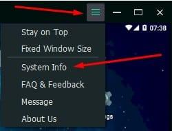 cara mengoptimalkan emulator memu 3