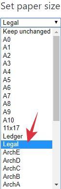 cara mengubah ukuran kertas pdf