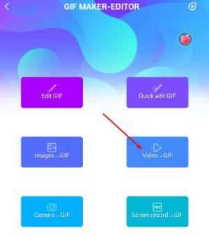 cara mengubah video jadi GIF di hp android