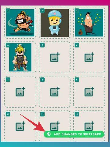 cara menyimpan stiker ke whatsapp