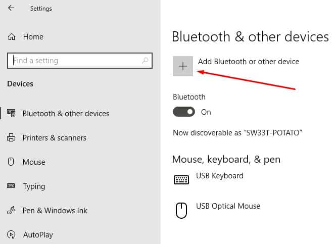 cara meyambung speaker bluetooth di laptop windows