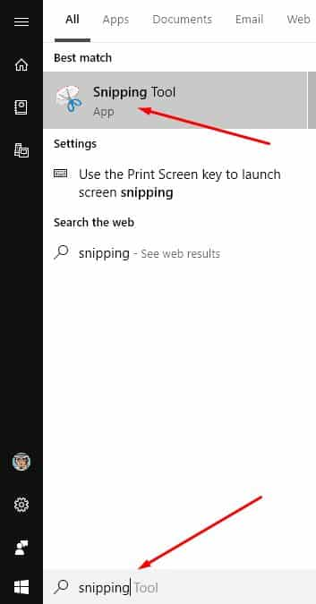 cara print screen windows 10