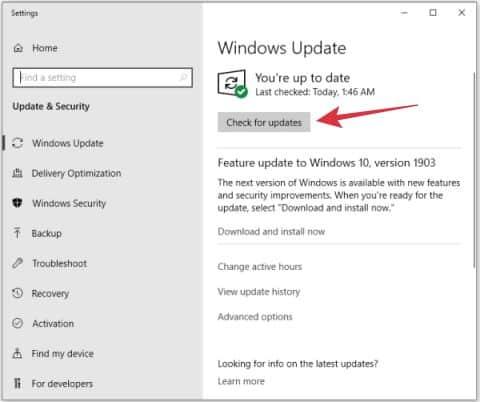 cara update microsoft store windows 10