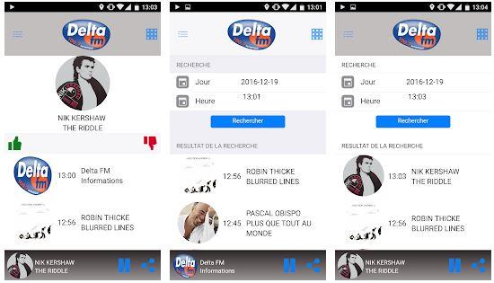 delta fm aplikasi radio online android