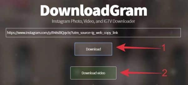download video instagram tanpa aplikasi di hp dan laptop