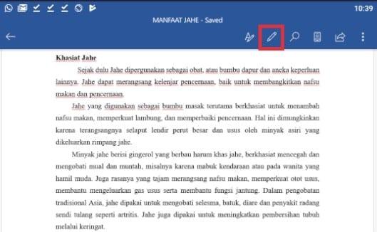 edit dokumen pdf yang sudah diconvert