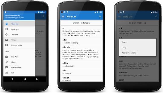 english indonesia dictionary android