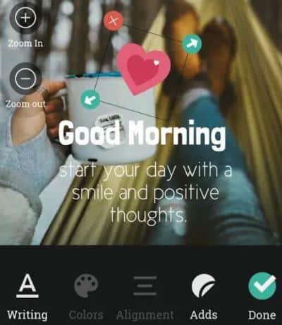 font studio aplikasi membuat tulisan keren di foto instagram
