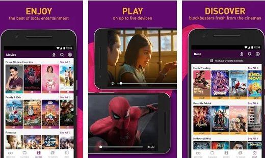 hooq aplikasi streaming drama korea android 1