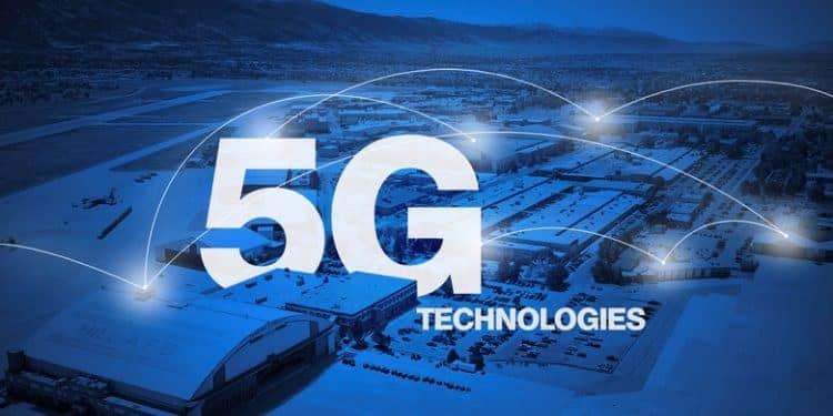 hp dengan jaringan 5G tahun 2020