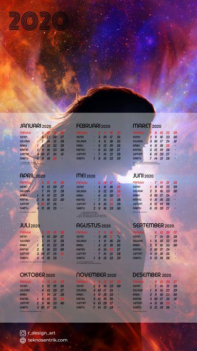 kalender 2020 background x men dark phoenix