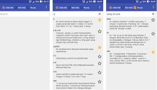 kamus offline english indonesian