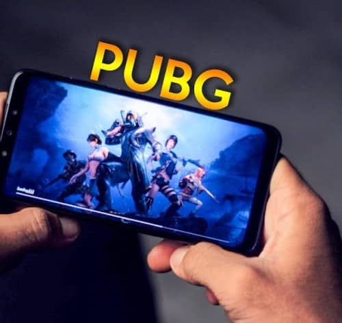 main pubg mobile di infinix hot 7 pro