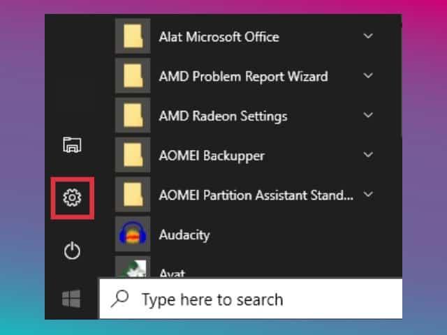 menghapus update windows 10 1