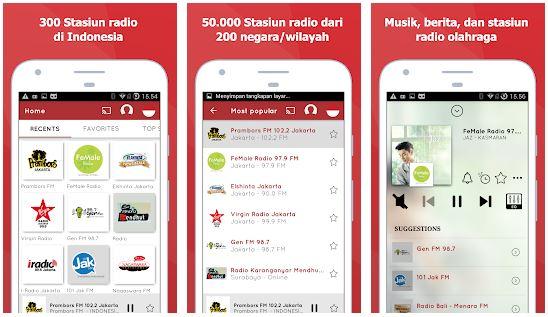 myTuner Radio FM Indonesia