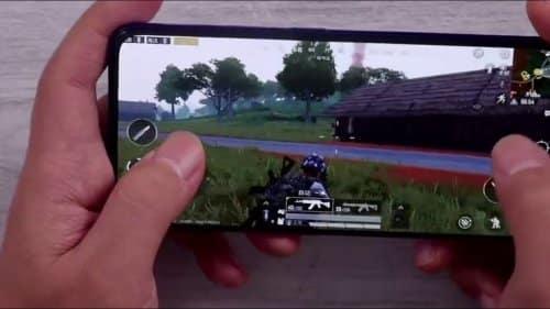 oppo k3 untuk main game pubg mobile