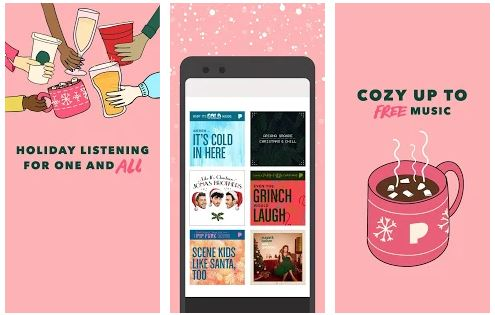 pandrora music aplikasi streaming radio online
