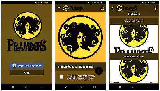 prambors fm aplikasi radio terbaik android dan ios
